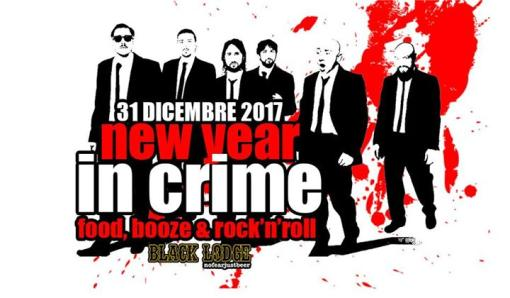 New Year In Crime - New Year's Eve at the Black Lodge