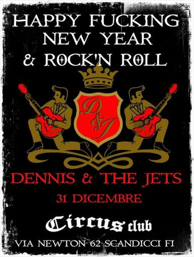 Capodanno con Dennis & The Jets