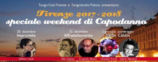 Tango! Special New Year's weekend in Florence