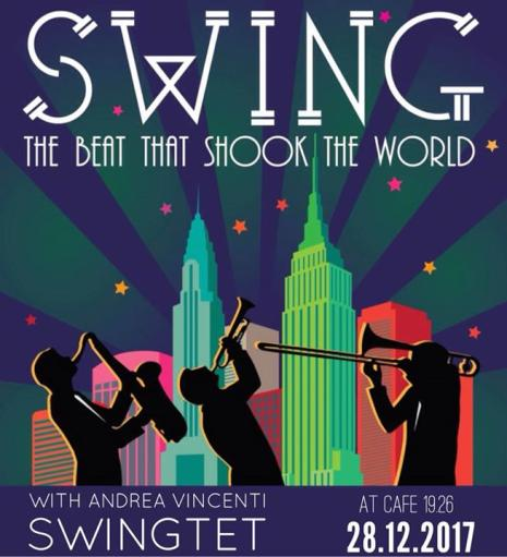 Swing - The beat that shook the world