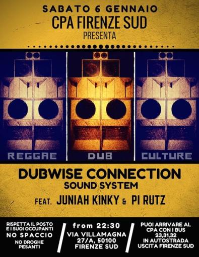Dubwise Connection Soundsystem | CPA