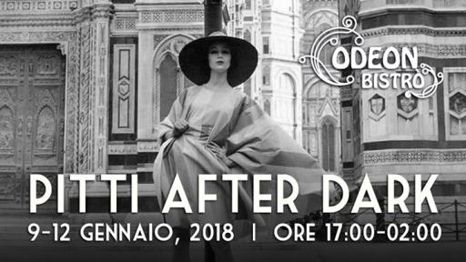Pitti After Dark