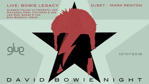 David Bowie Night