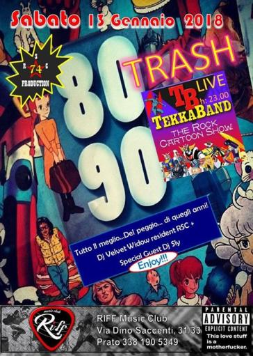 80s-90s Party, all the best of the worst!