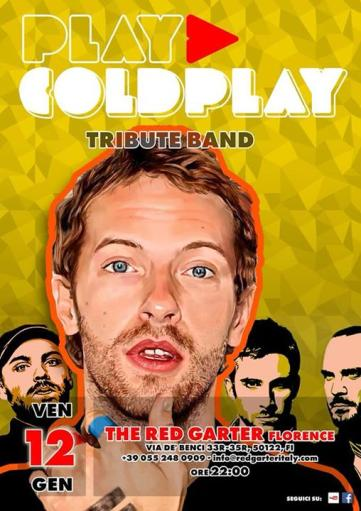 Play Coldplay - Tribute Night