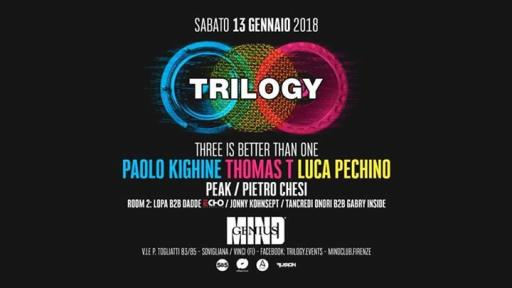 Trilogy /Paolo Kighine & Thomas t & Luca Pechino