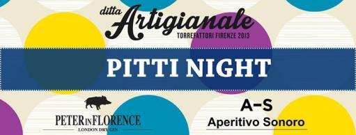 PITTI NIGHT with A-S & Peter in Florence