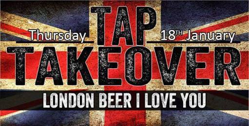 London Beer I Love You