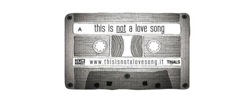 Tinals - This is not a love song | Exhibition at Glue