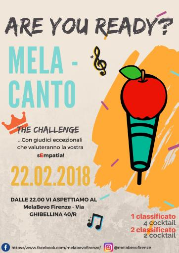 Gara di Karaoke con premi - Mela's Got TALENT 2018