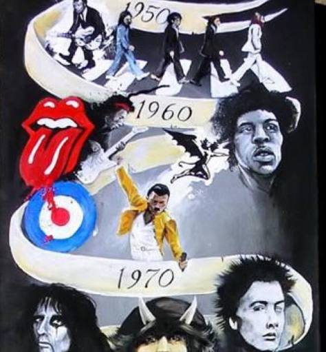 The Golden Decades of Rock at 19.26