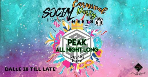 Social Carnival Party - Peak all night long