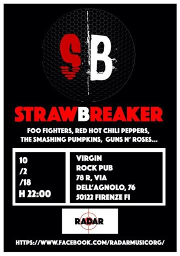 Hard Rock Night With STRAWBREAKER live!