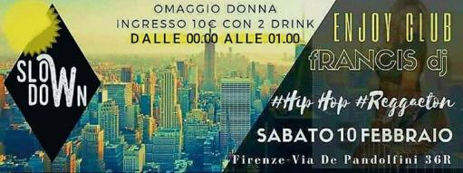 SlowDown//Sabato Hip-Hop & Reggaeton