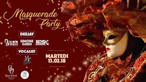 Masquerade Party - PLAY