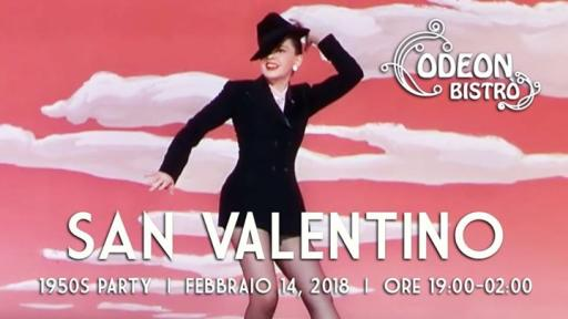 San Valentino 50s Party