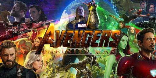 Avengers Infinity War (vo sub ita) - The first in Florence