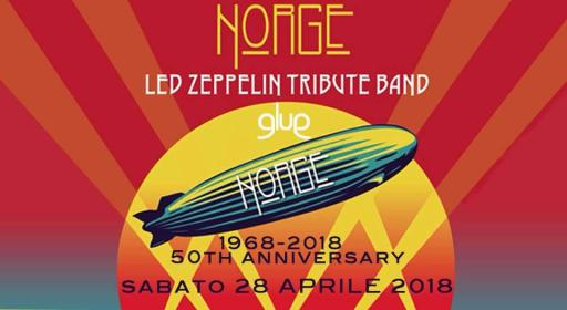 Norge: Led Zeppelin's 50th anniversary