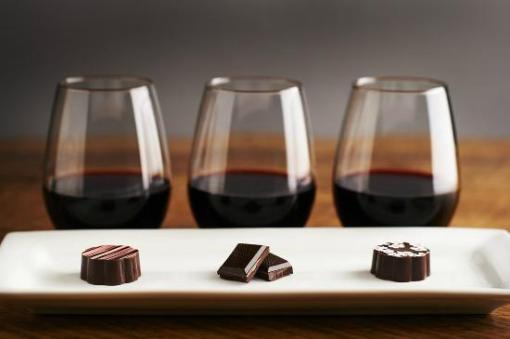 Sensory Experiments: Wine and Chocolate!