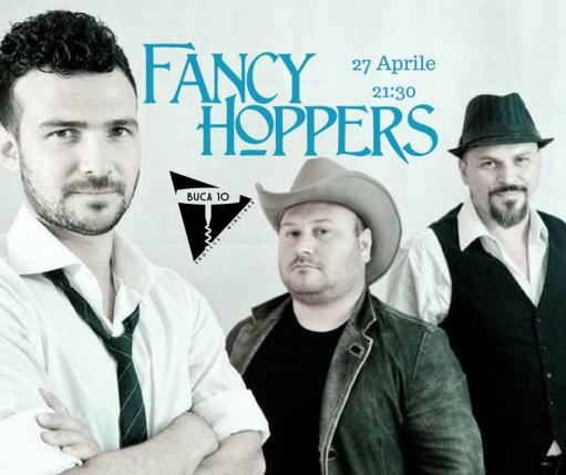 Fancy Hoppers live
