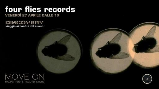 DISCOVERY★ Four Flies Records SHOWCASE