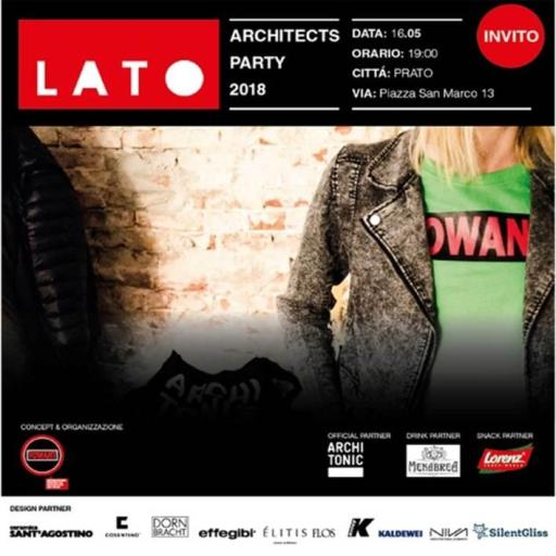 ARCHITECTS PARTY 2018