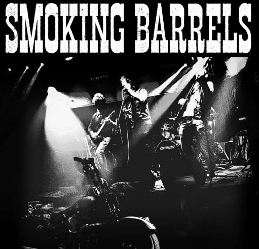 ROCK THE NIGHT with SMOOKING BARRELS live !!!