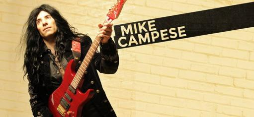 Guitar night con Mike Campese (USA)