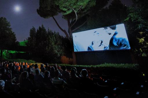 Cinema under the stars 2018