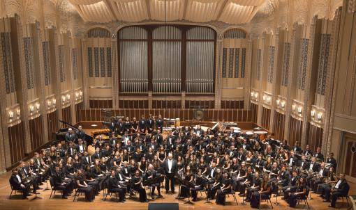 The Festival of Youth Orchestras is 20 years old