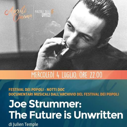 NOTTI DOC - Joe Strummer: The Future Is Unwritten