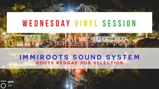 Wednesday vinyl session chapter # 1 _ roots reggae party