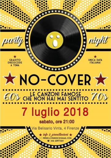No Cover Party