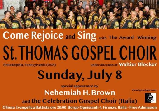 Come Rejoice and Sing