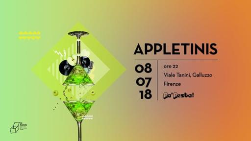 Appletinis_Domenica 8 July_Fa'festa 2018