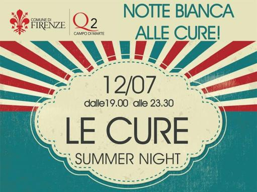 The Cure Summer Night - White Night at Le Cure