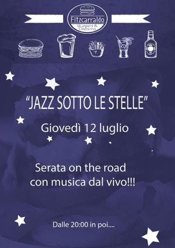 Jazz sotto le stelle!