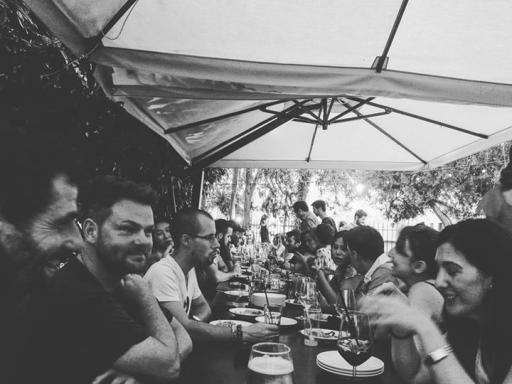 RIFRULLO All You Can Eat Summer PARTY In The GARDEN!
