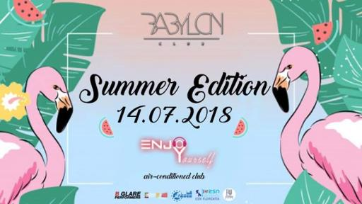 Enjoyourself Summer Edition
