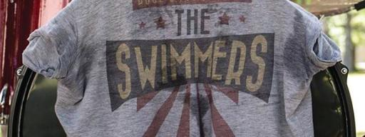 The Swimmers live