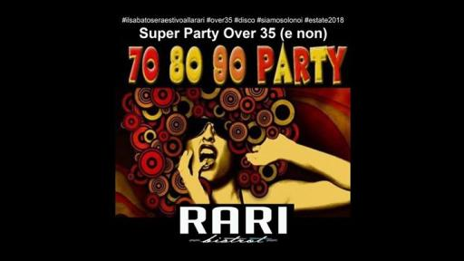 Super Party anni 70, 80, 90!