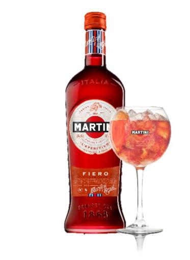 "New presentation ""MARTINI FIERO"""