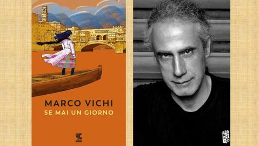 Literary café with Marco Vichi in San Salvi