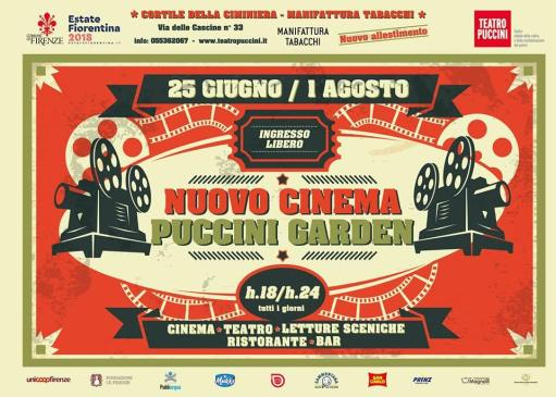 New Cinema Puccini Garden