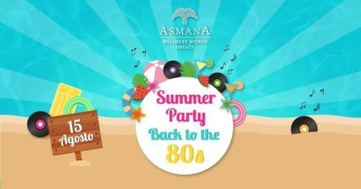 Summer Party - Back to the 80s