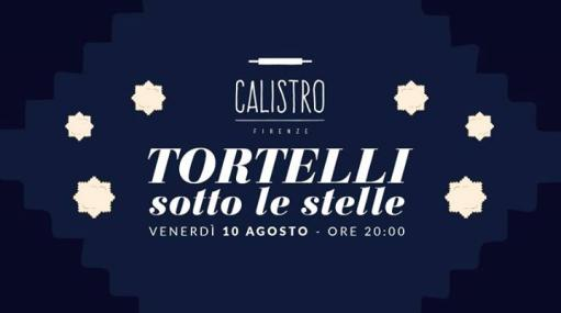 Tortelli sotto le stelle