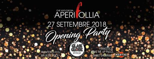 Aperifollia Opening Party