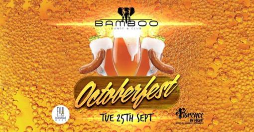 Octoberfest Party • Bamboo