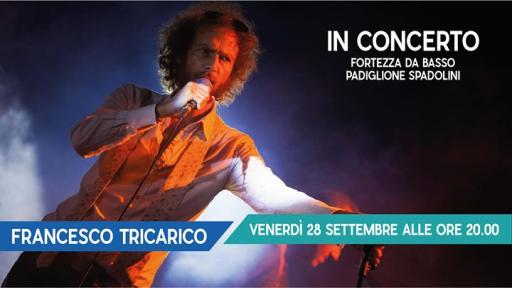 Francesco Tricarico in Concerto