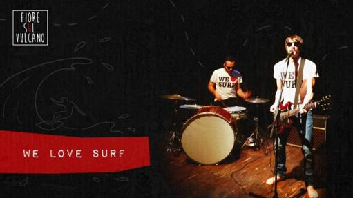 We love surf live